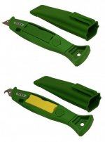 Nóż zielony  (Art.-Nr.: 5201200)